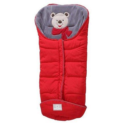 BabyGo fusak Bear Red