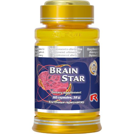 STARLIFE BRAIN STAR 60 cps