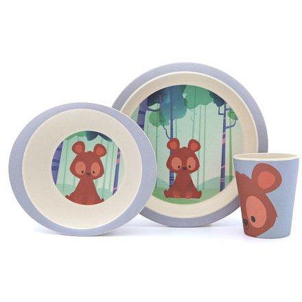 Yuunaa Sada nádobí - Medvěd