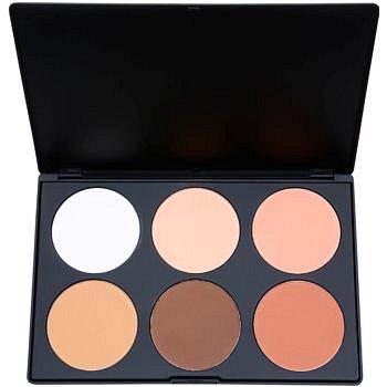BH Cosmetics Contour & Blush paleta na kontury obličeje 02  78 g