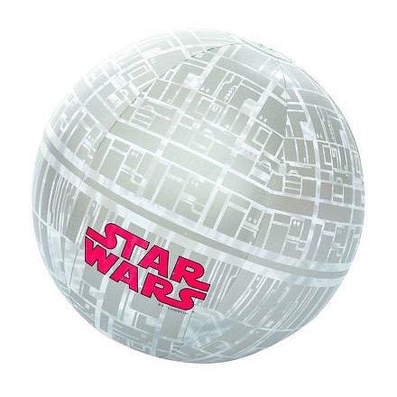 Dětský nafukovací plážový balón Bestway Star Wars Vesmírná stanice