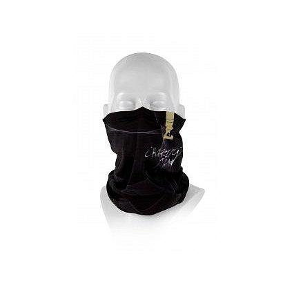 Respilon Antivirový nákrčník R-shield Light Charity Jam Black 1ks
