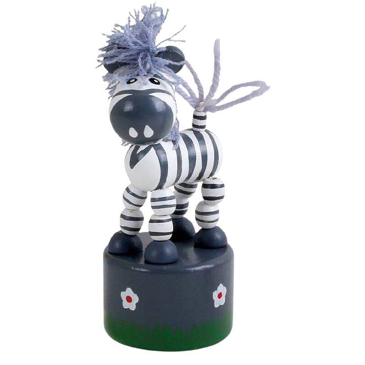 Small Foot Tančící zebra