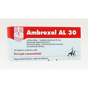 Ambroxol AL 30mg tablety 20ks
