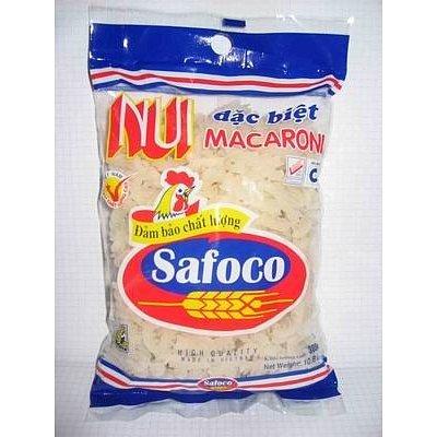Safoco Těstoviny rýžové spirály 200g