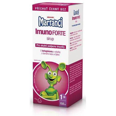 Walmark Marťánci Imuno FORTE Sirup 150ml