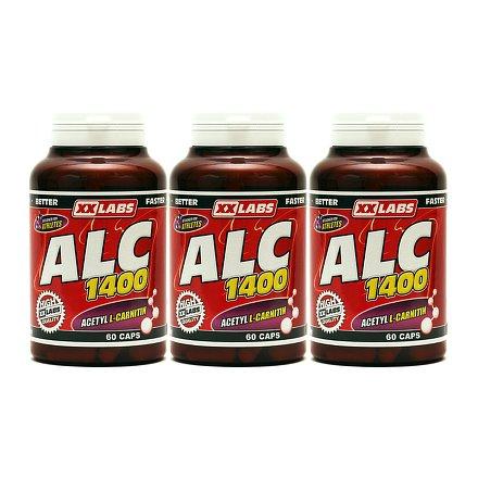 ALC (Acetyl L-Carnitin) 2+1 ZDARMA (3x 60 cps)
