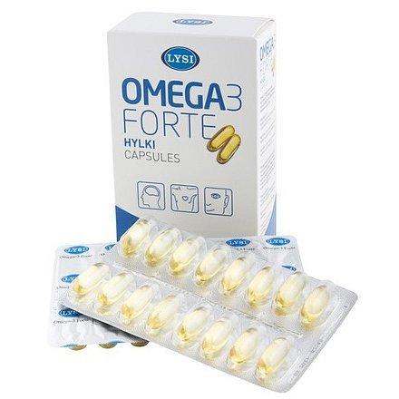 LYSI Omega 3 forte 64cps