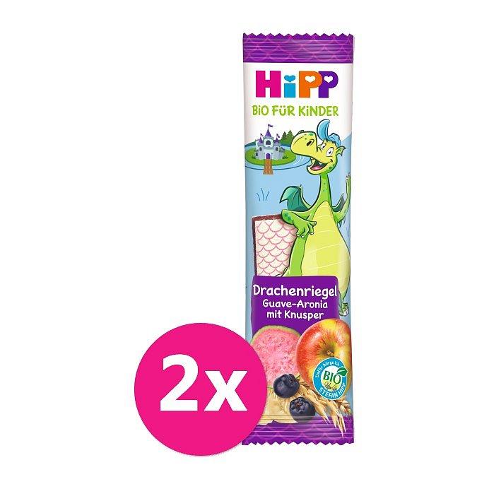 2x HIPP BIO Oplatka Dráček od 3 let, 30 g