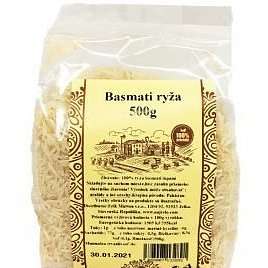 Basmati rýže 500g