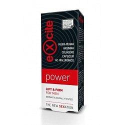 Diet esthetic Excite Man Power gel pro zvětšení objemu 15 ml