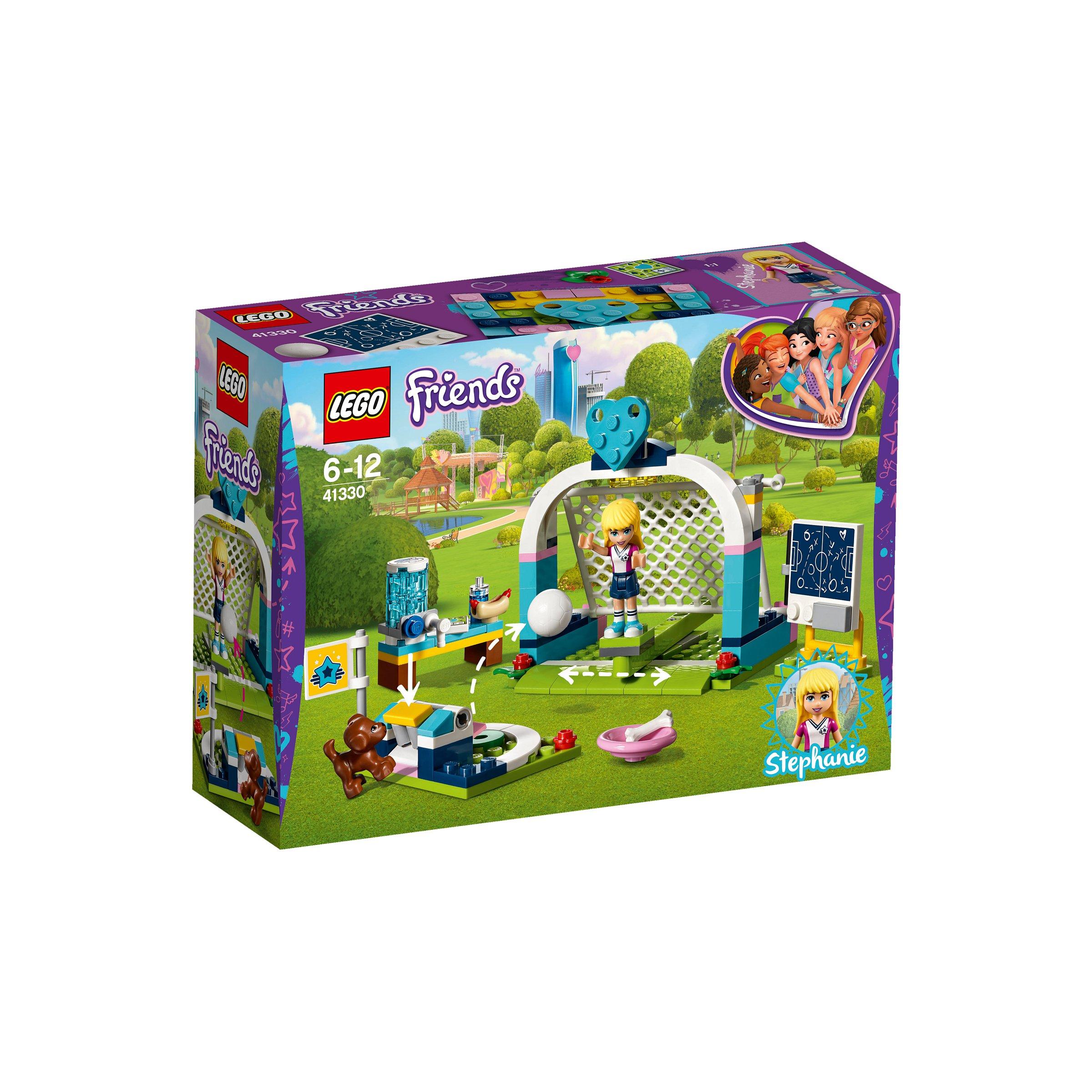 LEGO® Friends 41330 Stephanie na fotbalovém tréninku