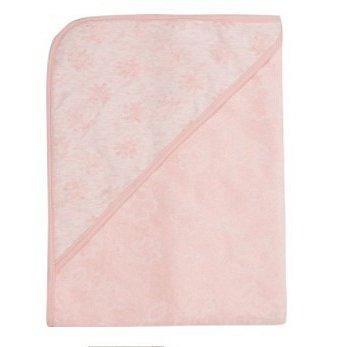 Ručník s kapucí froté Bébé-Jou Fabulous Blush Pink