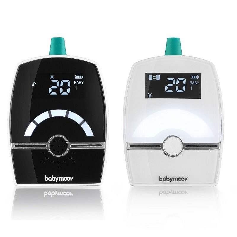 BABYMOOV Dětská digitální chůvička Premium Care Digital Green