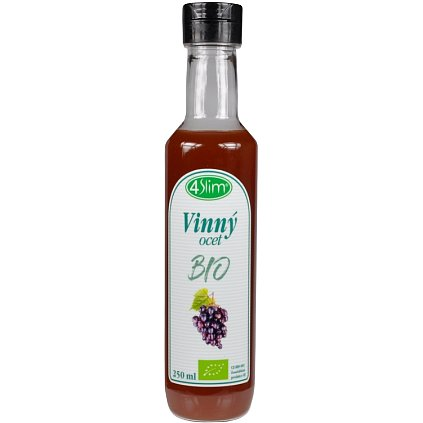 4slim BIO Vinný ocet 250ml