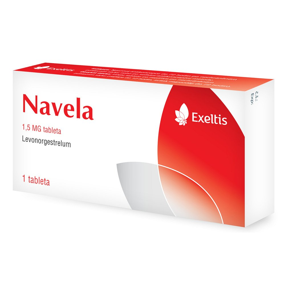 Navela 1.5mg 1 tableta