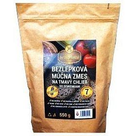 Bezlepková moučná směs na chléb s chia semínkami 0,5kg