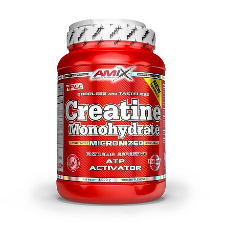 Creatine monohydrate 1000g powder