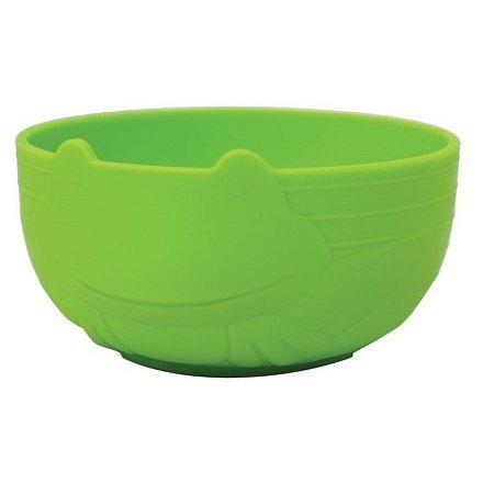 Miska Žába - zelená, červená - 2ks