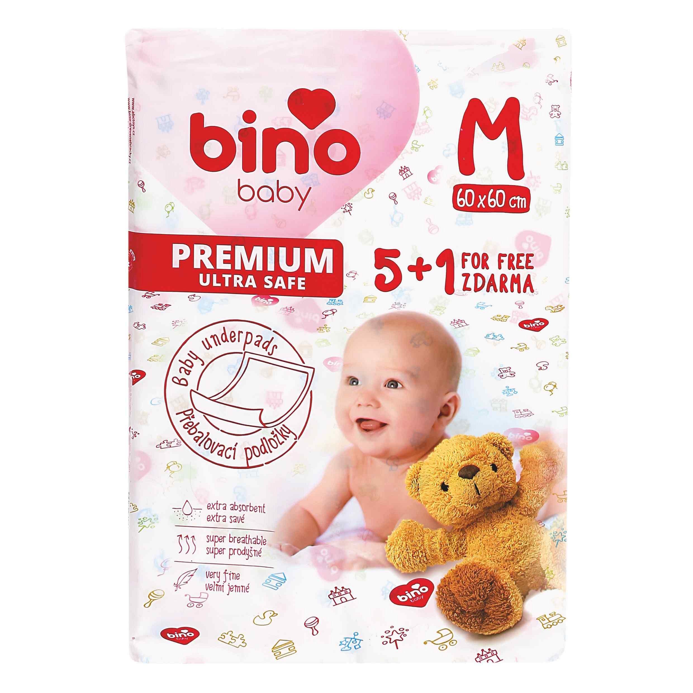 BINO BABY PODLOŽKA M 5+1 zdarma