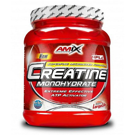 Creatine monohydrate 500g powder