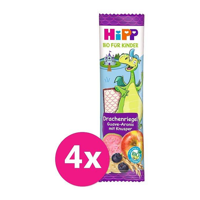 4x HIPP BIO Oplatka Dráček od 3 let, 30 g