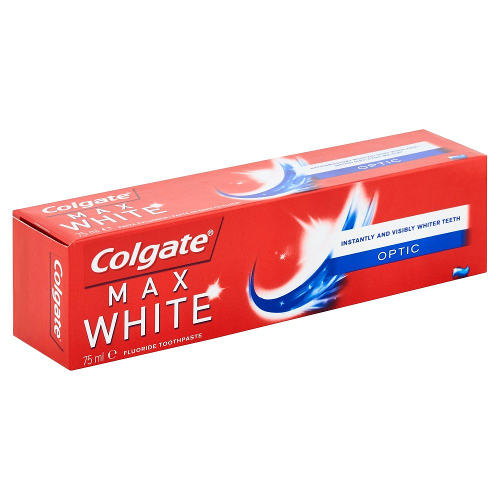 COLGATE Max White Optic zubní pasta 75 ml