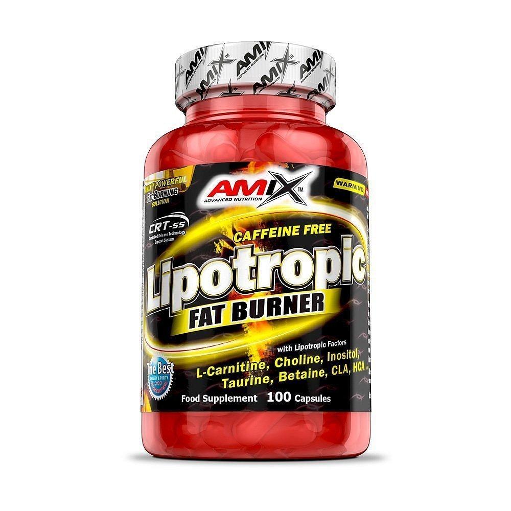 Amix Lipotropic Fat Burner 100cps