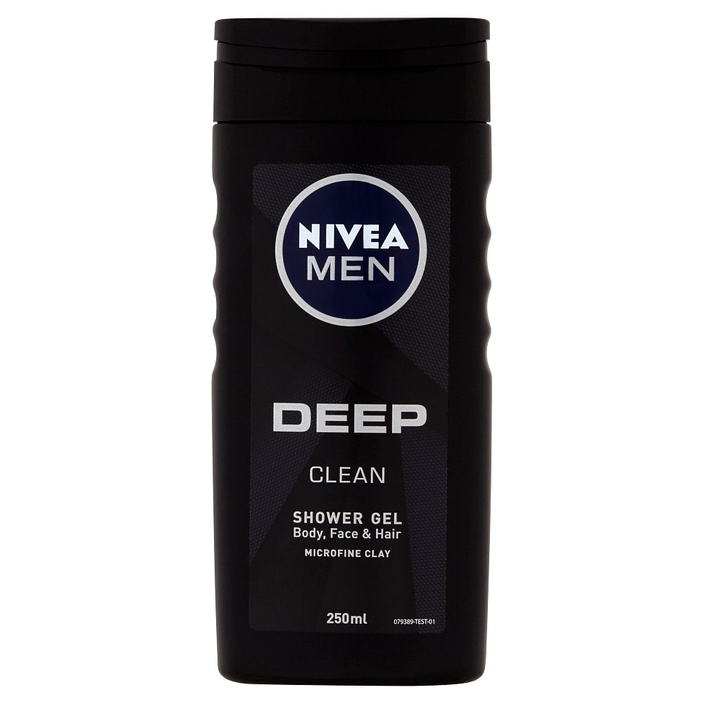 NIVEA Men Deep Sprchový gel 250 ml