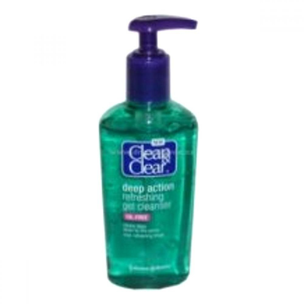 CLEAN-CLEAR gel čistící hloubkové 200ml
