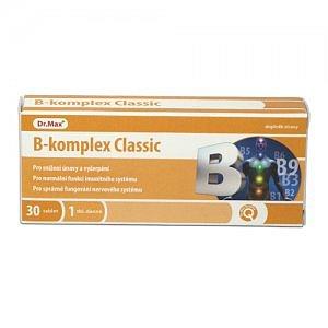 Dr.Max B-KOMPLEX CLASSIC tbl 30