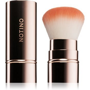 Notino Glamour Collection Travel Kabuki Brush cestovní štětec na pudr