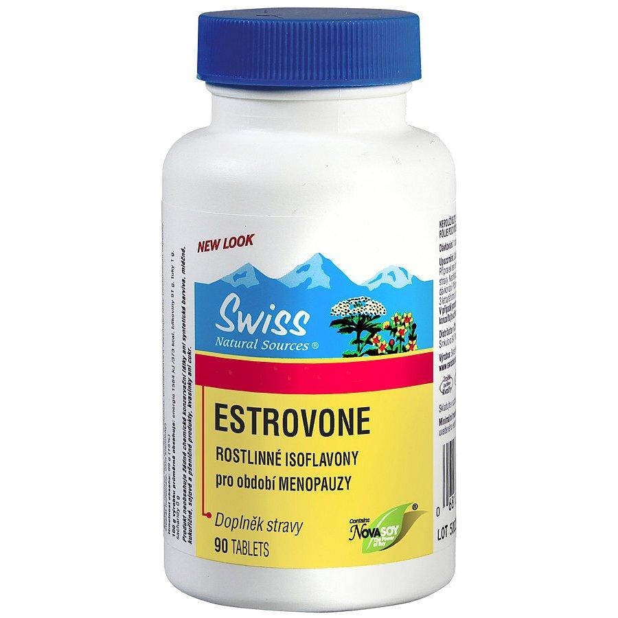 Swiss NatureVia Estrovone tbl.90
