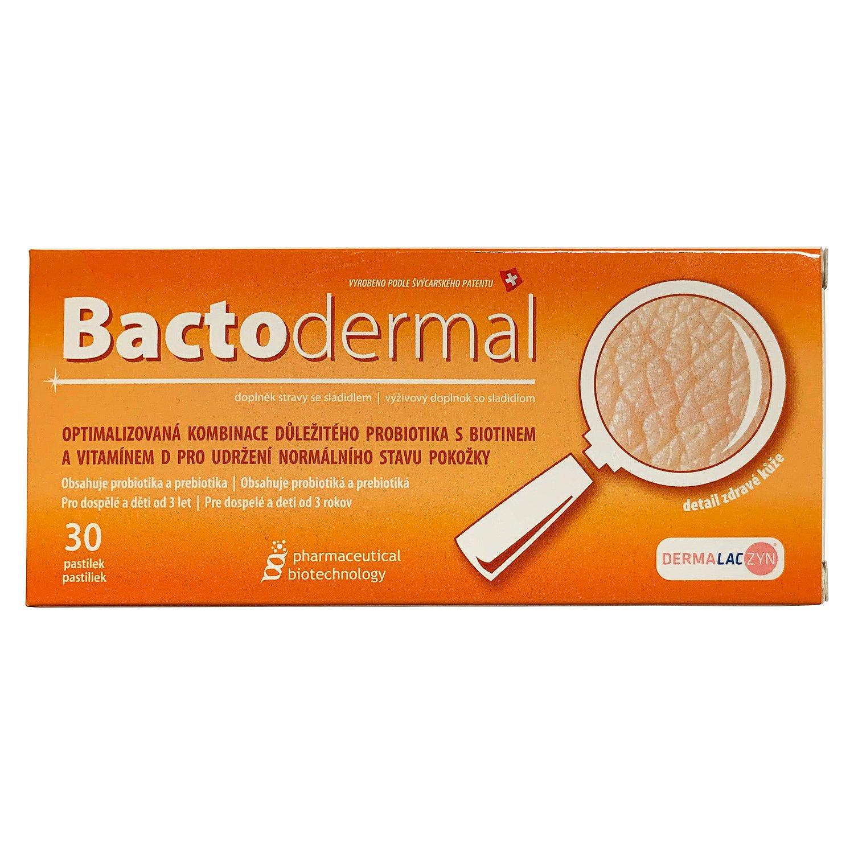 Bactodermal 30 pastilek