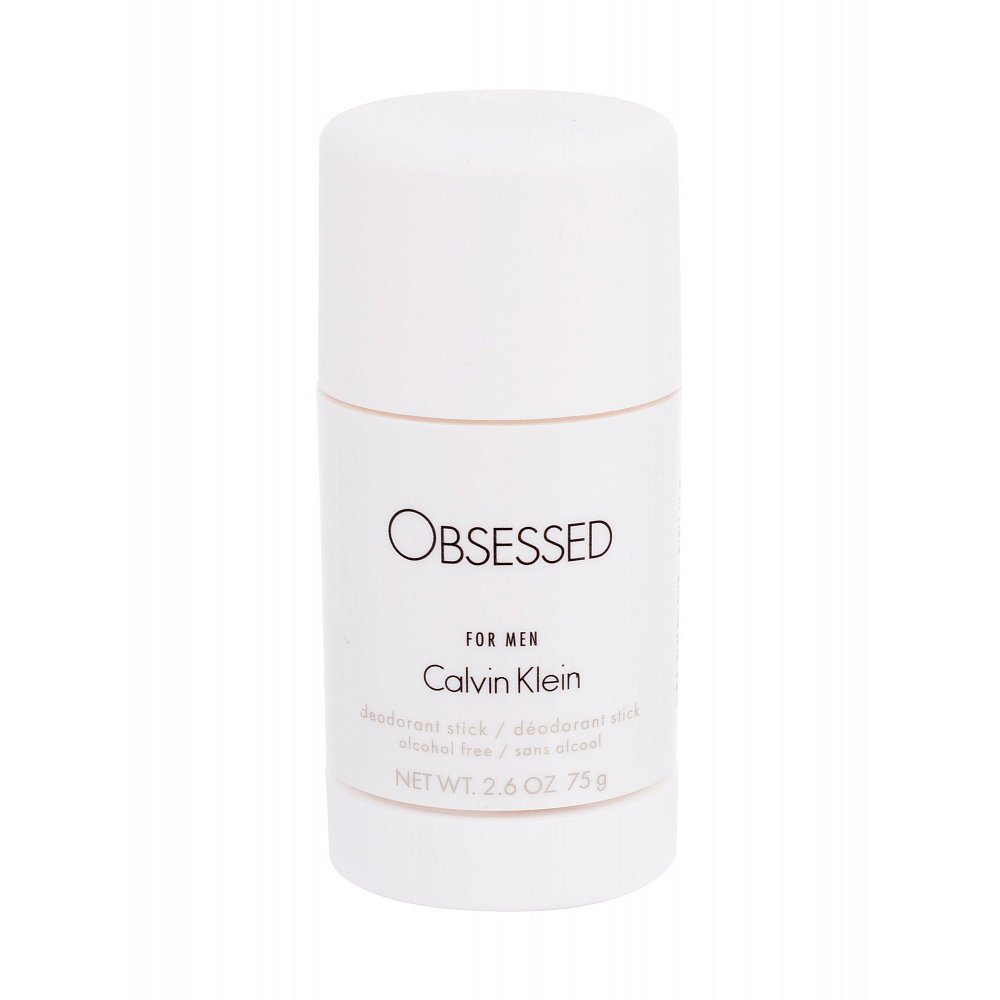 CALVIN KLEIN Obsessed for Men Deodorant  75 ml
