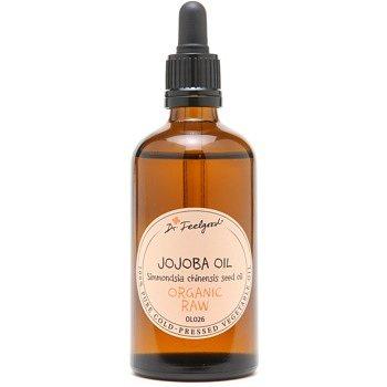 Dr. Feelgood BIO and RAW jojobový olej pro všechny typy pleti včetně citlivé  100 ml
