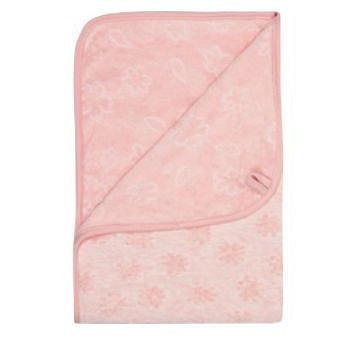 Multifunkční pléd Bébé-Jou Fabulous Blush Pink