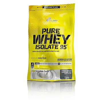 Pure Whey Isolate 95, 600 g, Olimp, Peanut butter