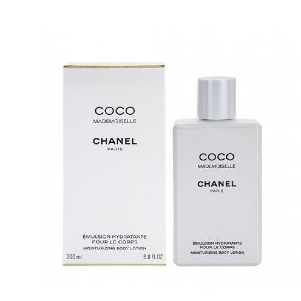Chanel Coco Mademoiselle tělové mléko ve spreji 200 ml