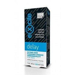 Diet esthetic Excite Man Delay gel pro oddálení ejakulace 15 ml
