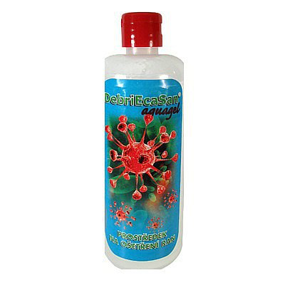 DebriEcaSan aquagel 500ml