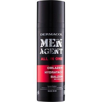 Dermacol Men Agent All in One omlazující gel po holení  50 ml