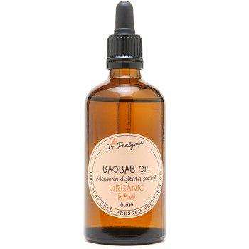 Dr. Feelgood BIO and RAW baobabový olej pro velmi suchou pleť  100 ml