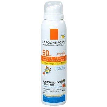 La Roche-Posay Anthelios Dermo-Pediatrics ochranný sprej pro děti SPF 50+  125 ml