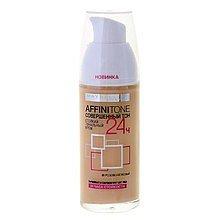 Maybelline Affinitone 24 h Foundation SPF19 - Hydratační make-up pro bezchybnou pleť 30 ml  - 05 Light Beige