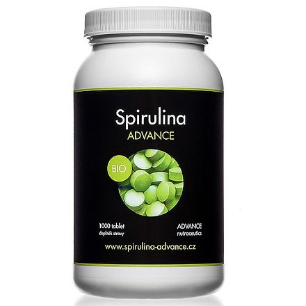 ADVANCE Spirulina tbl.1000