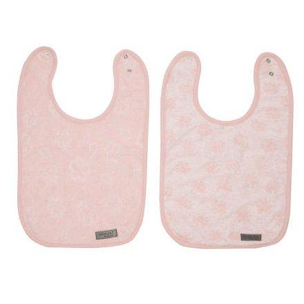 Bryndáčky Bébé-Jou Fabulous Blush Pink 2ks