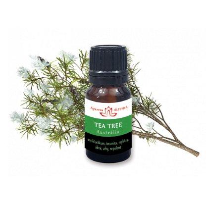 Altevita Esenciální olej 100% - Tea tree 10ml