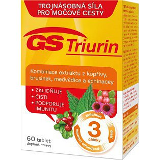 GS Triurin tablety 30 + 30
