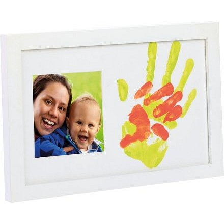 Happy Hands Baby & Me Paint Print Kit